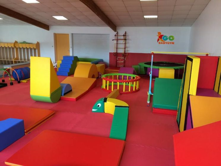 Gobabygym Fougères, salle de sport pour enfants