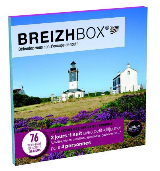 Une gestion complète assurée  par l'équipe Breizhbox®