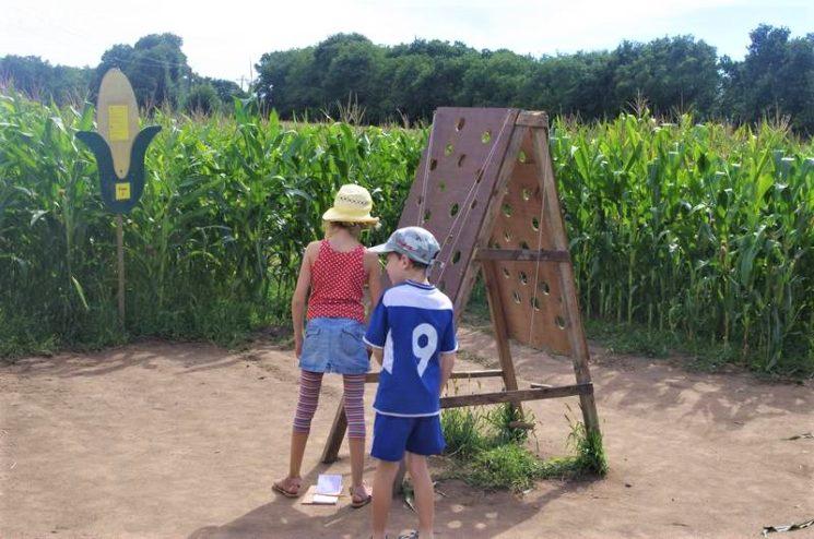 Des jeux géants en bois