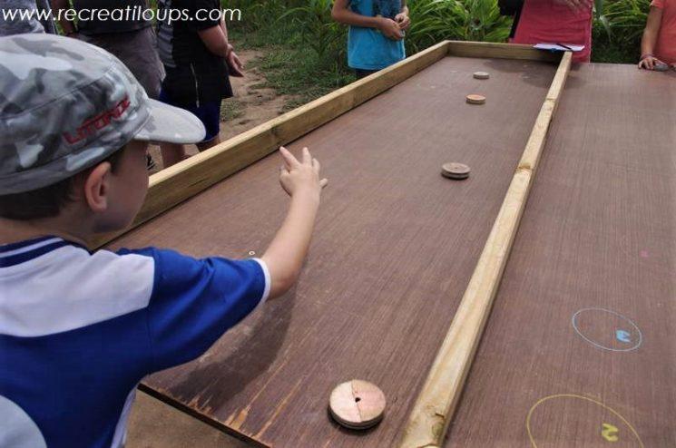 Jeux pour toute la famille